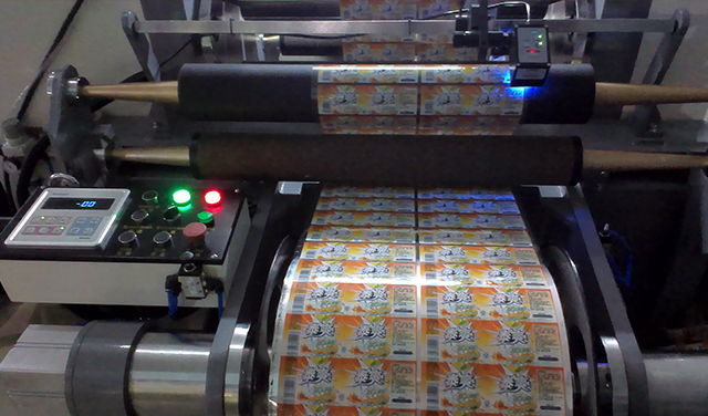 Printing and Packaging, Labeling industry